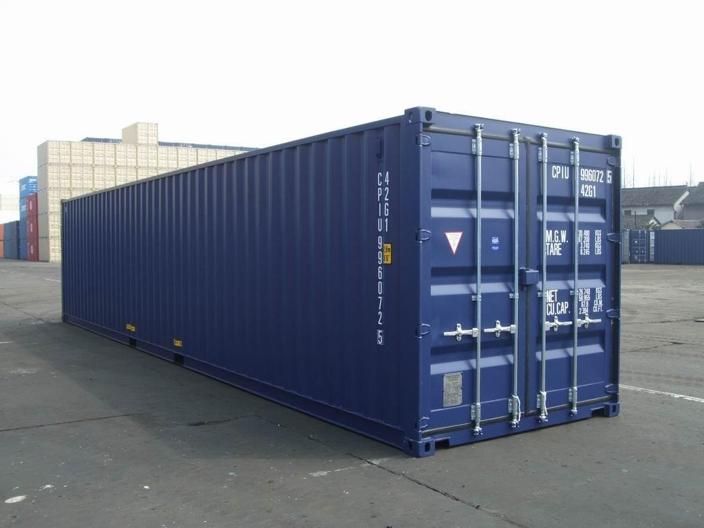 40ft Shipping Containers for Sale The Container Man Ltd
