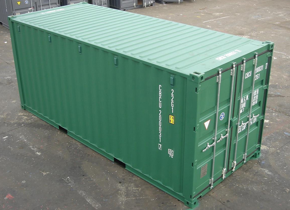 Shipping Containers Bristol The Container Man Ltd