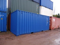 Shipping Containers Edinburgh